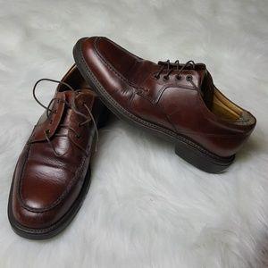 Johnston & Murphy Leather Dress Shoes